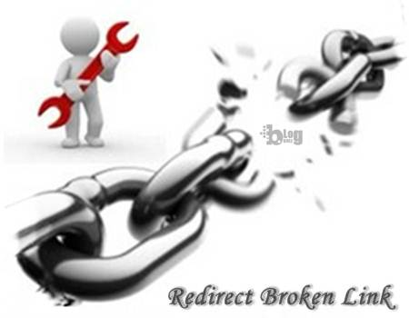 Cara Redirect Broken Link Pada Blogger
