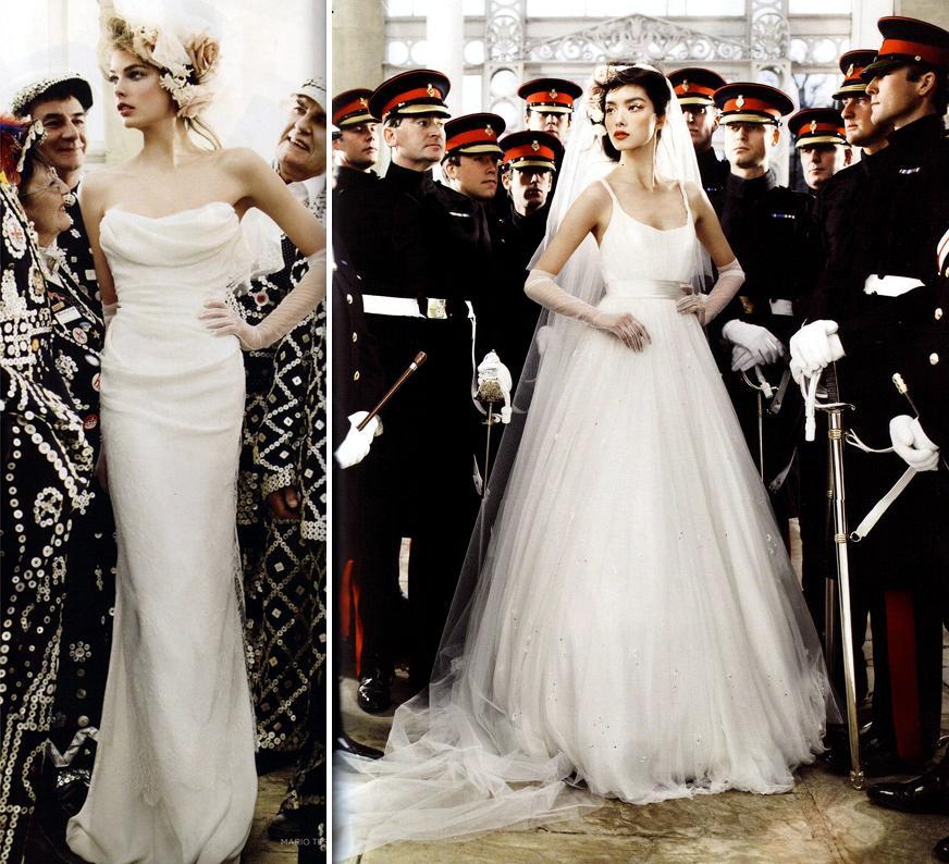 Modish Blog: Editorial: Vogue May 2011 Royal Wedding Issue