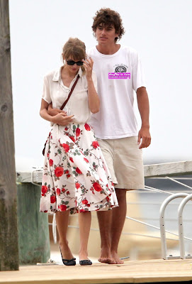 Taylos Swift y Conor Kennedy Novios
