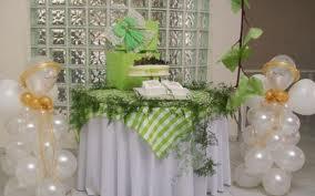 fotos diversas de batizados decorados