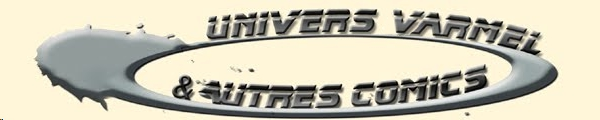 Univers Varmel & autres comics