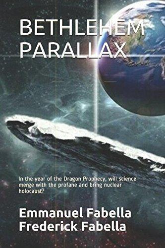 Bethlehem Parallax now on Amazon