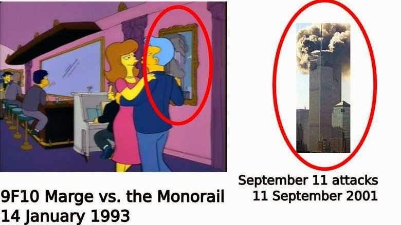 Los Simpson Predicción 9-11