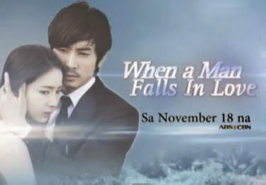 When A Man Falls In Love – November 22 2013
