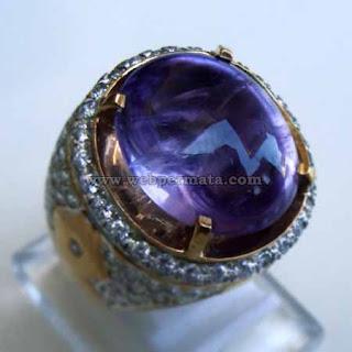 Sold Out Kecubung Ungu WP 0746 | Web Batu Permata