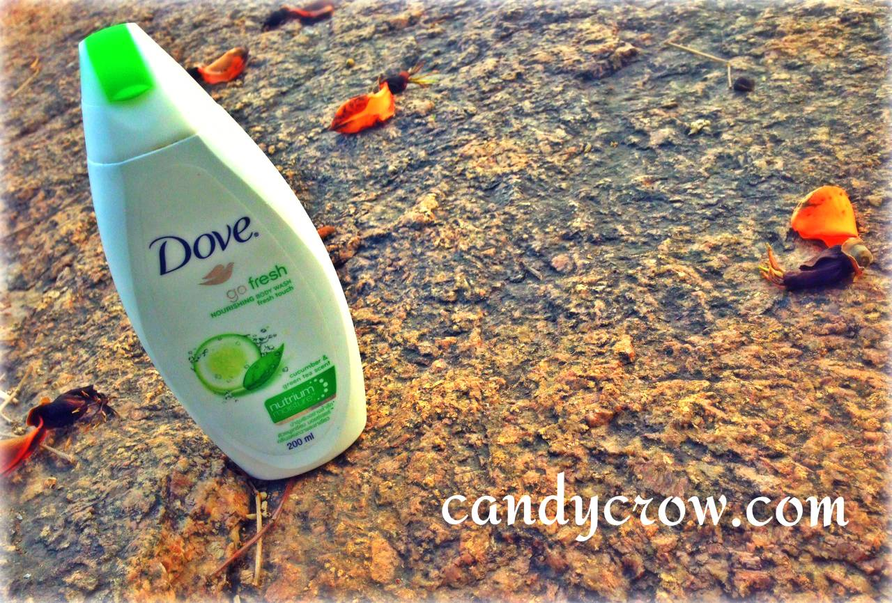 Dove Go Fresh Body Wash Review