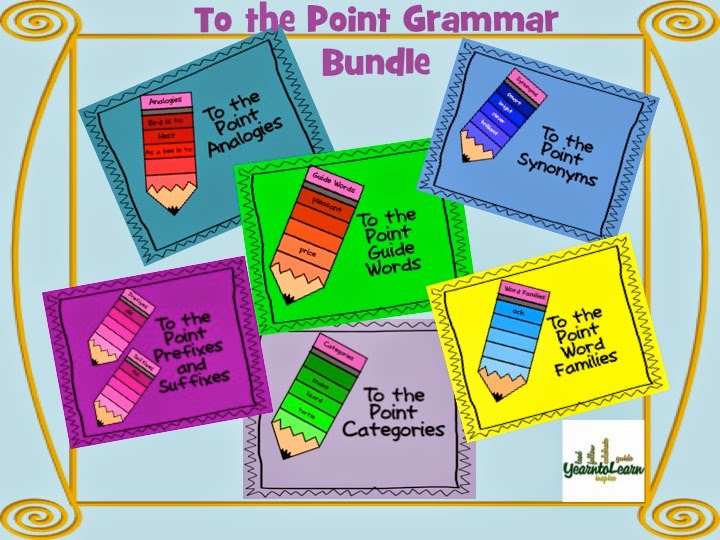 https://www.teacherspayteachers.com/Product/To-the-Point-Grammar-Bundle-1274663