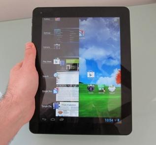 Chuwi V99, Jelly Bean Tablet Retina Display