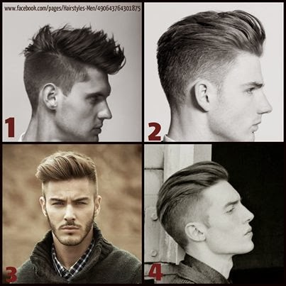 Hansome Boys Hairstyle Picture Collection 3