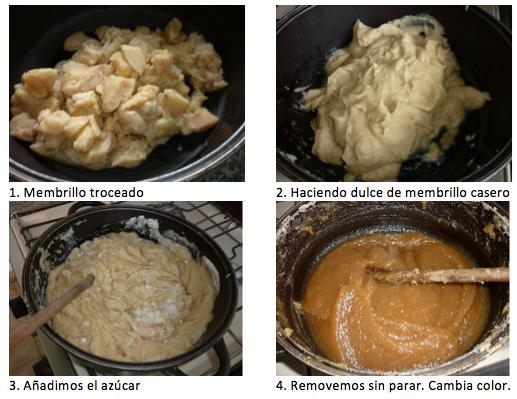 Cookpad recetas c mo hacer membrillo paso a paso - Hacer membrillo casero ...