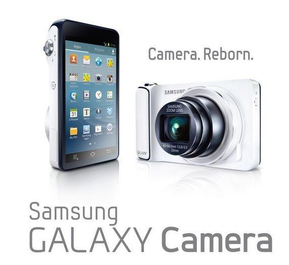 Samsung vous rembourse 100€ pour l'achat d'un appareil photo Samsung Galaxy Camera