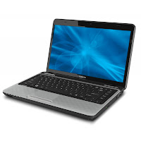 Toshiba Satellite L740-ST6N01 laptop