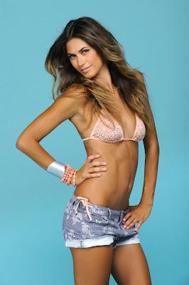 Melissa Satta In Hot Bikini Pics, Melissa Satta Spicy Pics