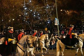 Cabalgata de los Reyes Magos 2016