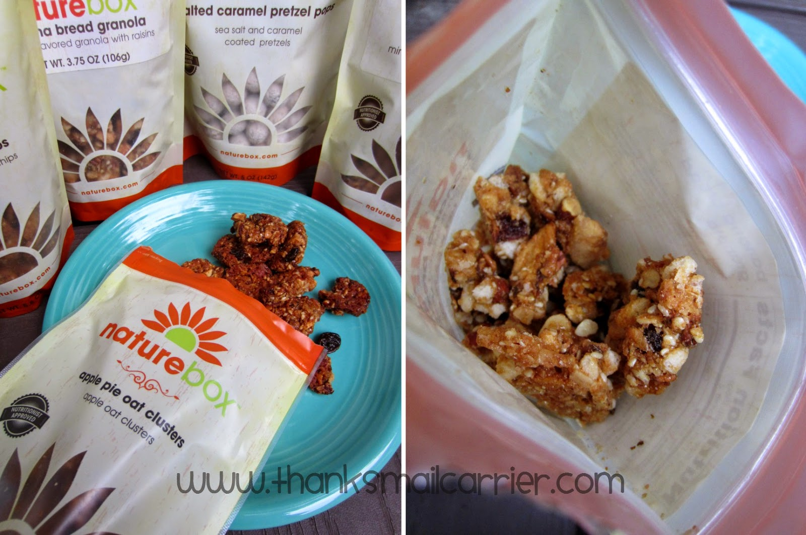 NatureBox granola