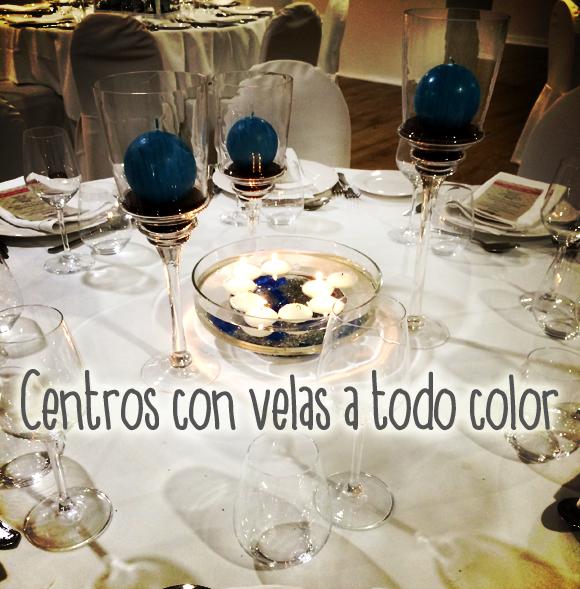 Centros de mes para bodas