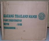 Kacang Thailand Manis Curah