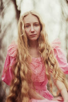 Pretty Girls with long hair Pictures Anastasia