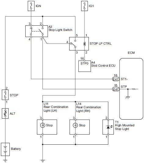 2004 toyota sienna electrical wiring diagram furthermore 2004 toyota