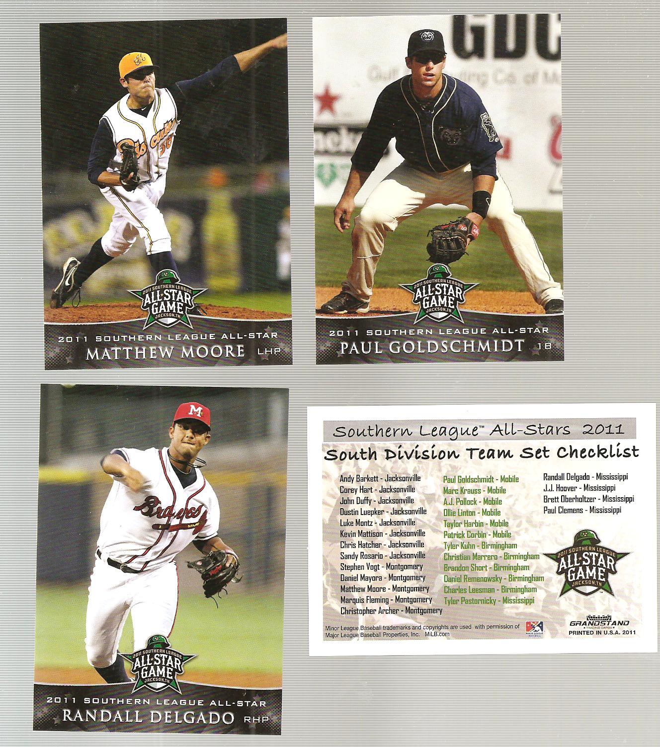 JS Sports Cards: Paul Goldschmidt