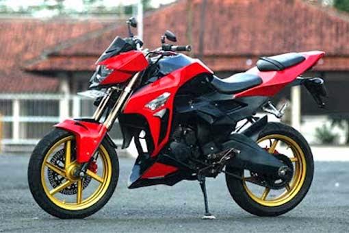 Modifikasi Honda Megapro dan New Megapro Terbaru