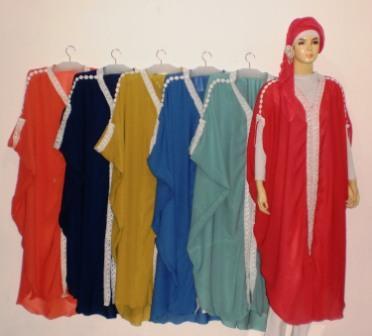Grosir baju murah tanah abang baju muslim gamis fashion Baju gamis pasar baru bandung