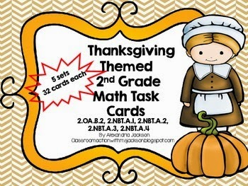 http://www.teacherspayteachers.com/Product/Thanksgiving-Themed-Math-Task-Cards-1534004