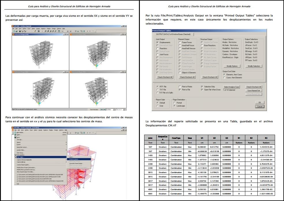 An lisis y dise o estructural de edificios de hormig n for Diseno estructural pdf