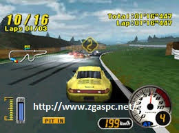 Advan Racing PSX ISO For PC Full Version Free Download ZGASPC