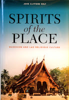 Lao book review - Spirits of the Place by John Holt