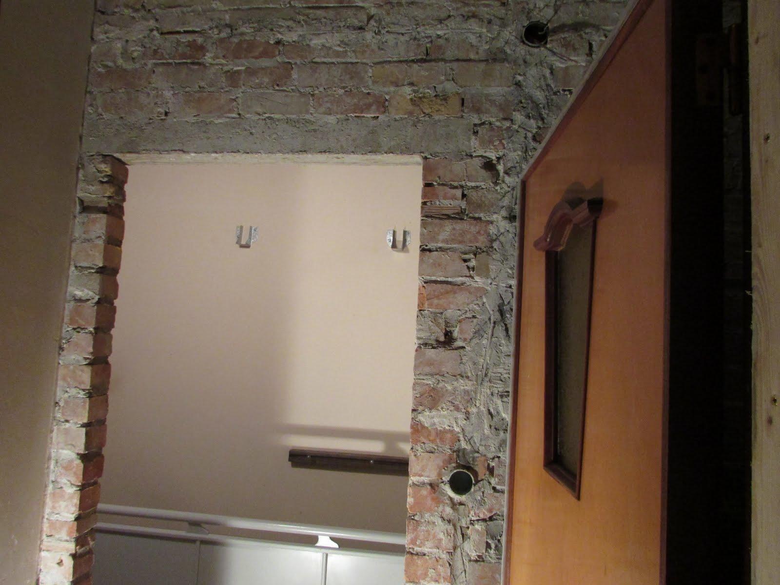 Verbouwing van ons ouderlijk huis afbraak boven dag 5 8 - Muur kamer kind ...