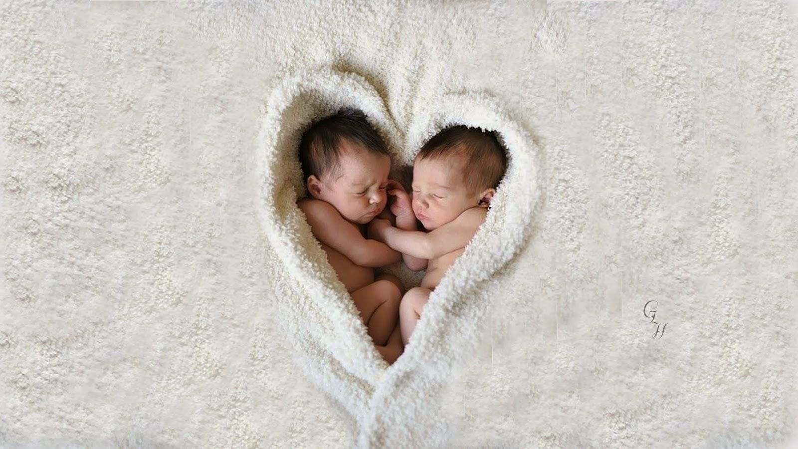 Bebés corazón ~ para querida Adi