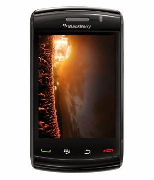 Buy Blackberry Strome 2 Black 9550 Imported Factory Unlocked Rs 6,950 only at Snapdeal