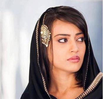 Qubool Hai Zoya Dress