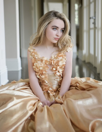 Sabrina Carpenter Cliché Magazine December 2015 January 2016 photos