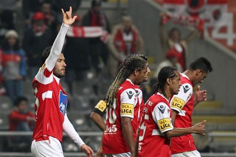Sporting de Braga vence Taça da Liga - Vídeo do Golo