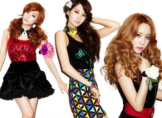 3 Members of Girls' Generation (TaeTiSeo) will be the hosts of a concert for the first time in Singapore