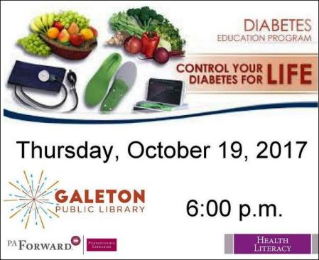 10-19 Diabetes Education Program