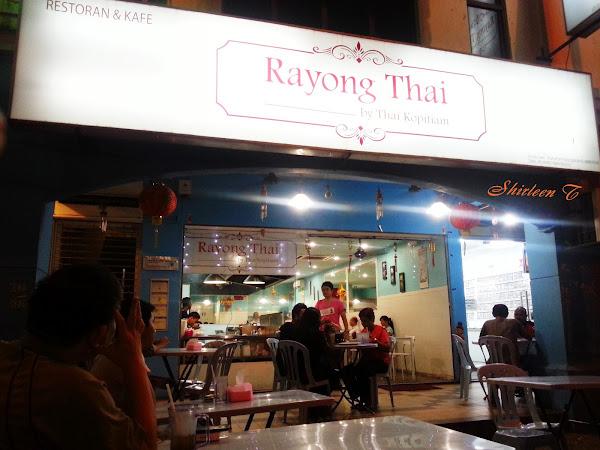 Rayong Thai @ Tmn Desa, KL