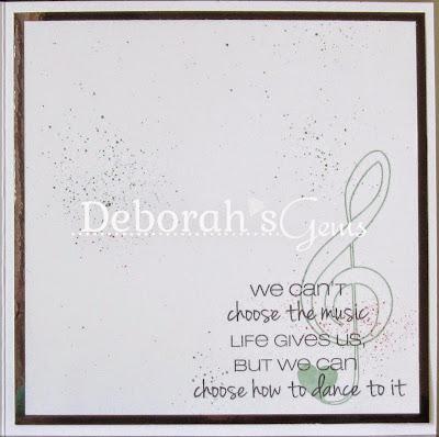Forget your Trebles - photo by Deborah Frings - Deborah's Gems