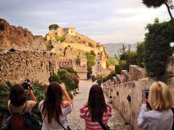 Compartiendo a tiempo real la experiencia, blogtrip #valenciainterior