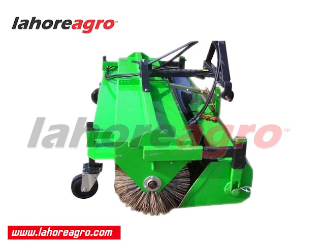 Road Sweeper, Road Broomer, Implement