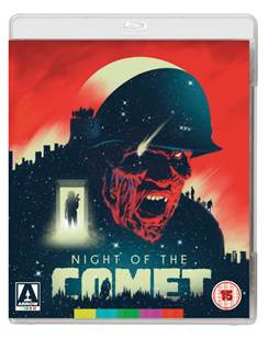 Night of the Comet Blu-ray