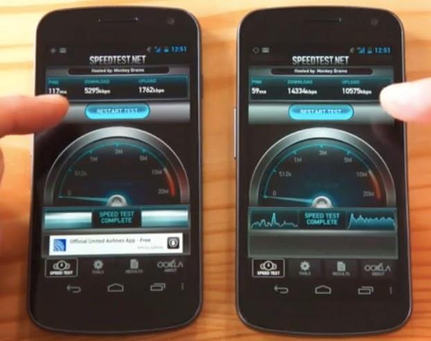 Internet cepat bikin rusak Ponsel