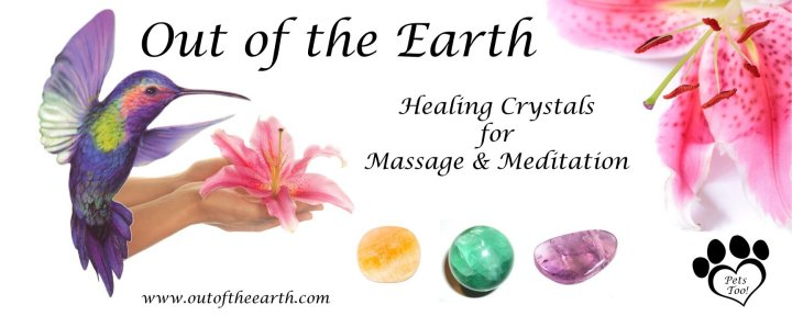 Out of the Earth - Aromatherapy Crystal Massage Blog