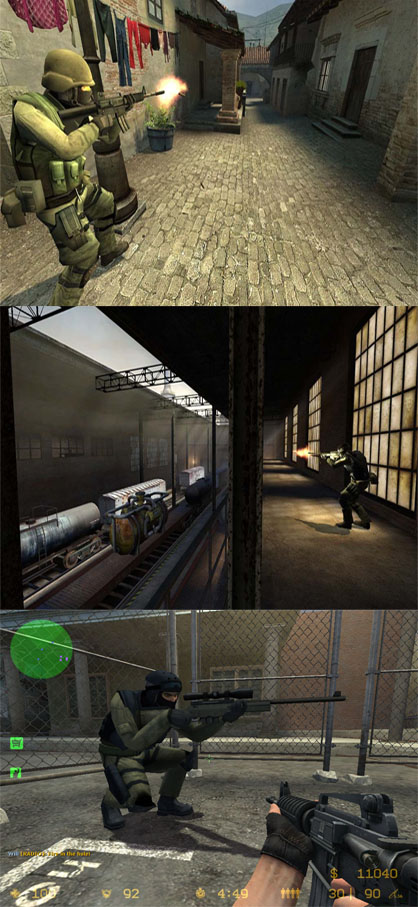 Counter strike source patch v 84