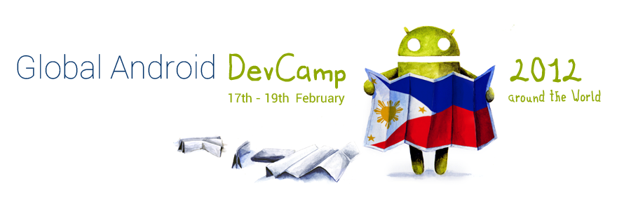 Global Android Developer Camp - Philippines