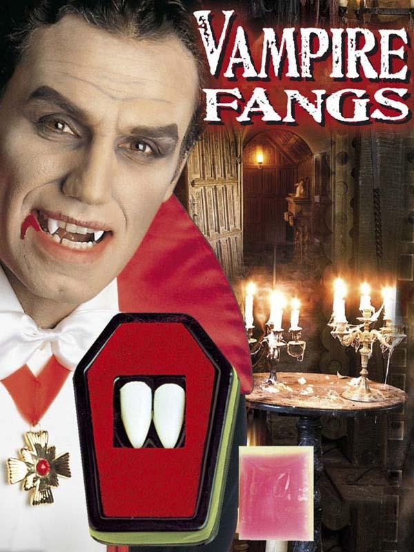 Køb Vampyr Tænder