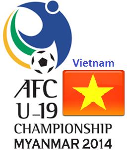 Daftar Nama Pemain Timnas Vietnam Piala AFC U-19 2014