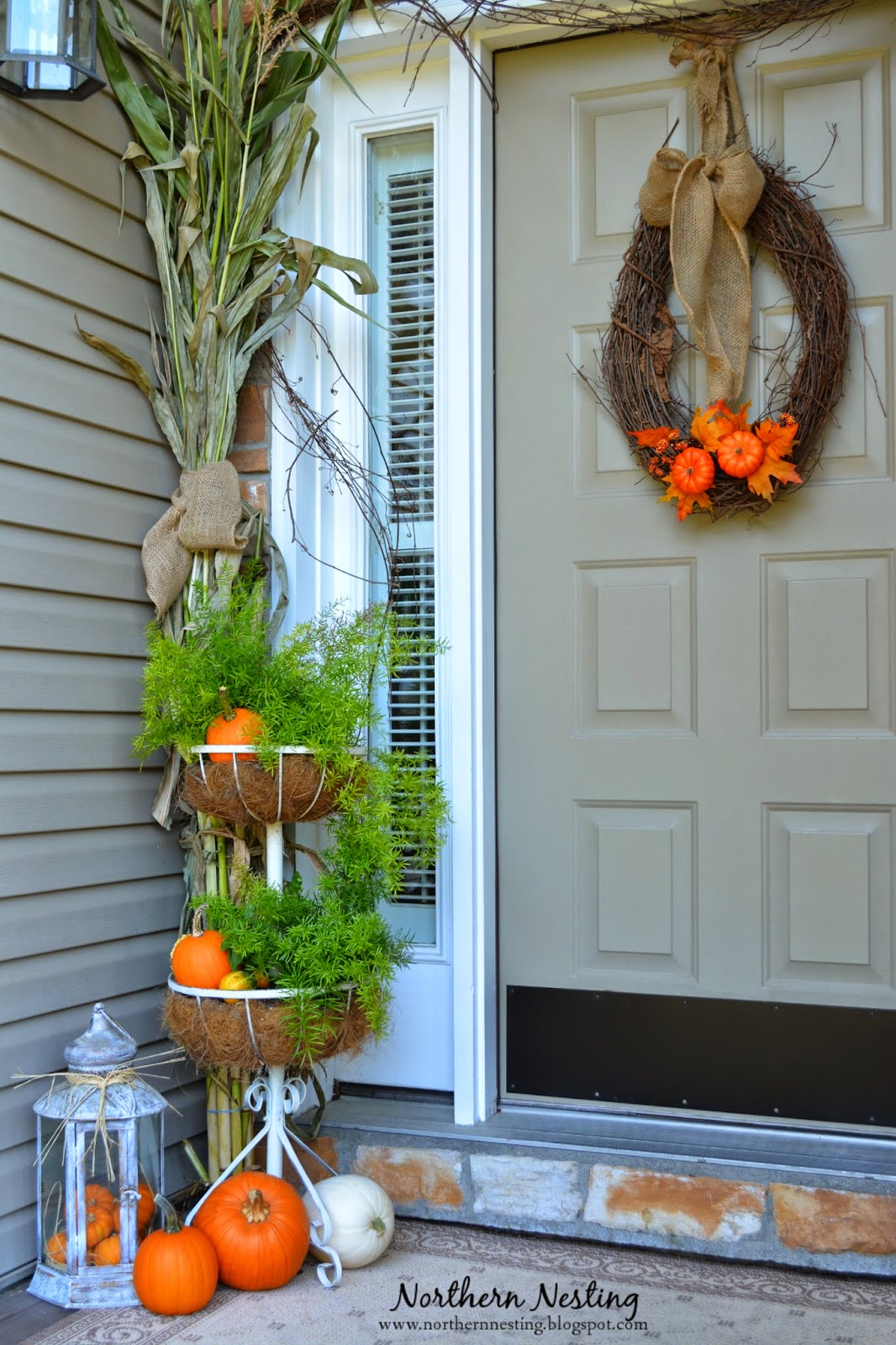 Northern Nesting Fall Porch Falling For Fall Porch Party From My Front Porch To Yours